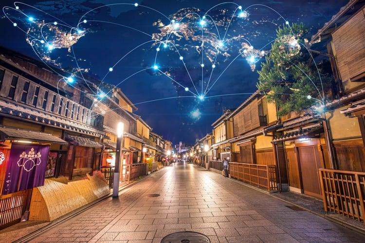 京都より世界へ 世界より京都へ 国際法務に対応致します